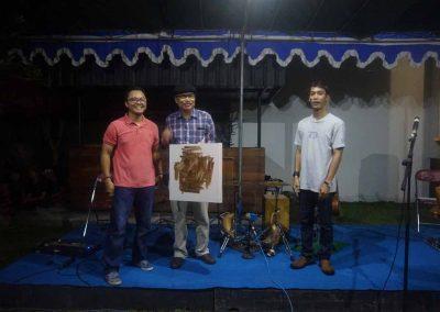 indieart house - Suasana Pameran TunggalI Kade Yudi Astawan (1)