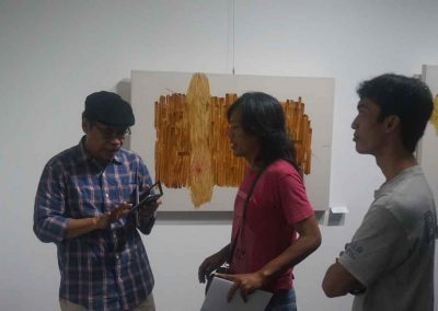 indieart house - Suasana Pameran TunggalI Kade Yudi Astawan (3)