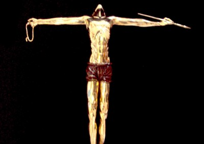 Ruswanto, BLESS, 60x35x10 cm, Brass,  2014
