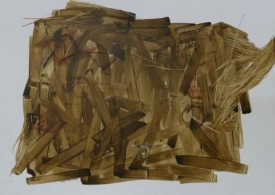 Me mengkhianati I #4, 80 cm x 100 cm, cat minyak di kanvas, 2016