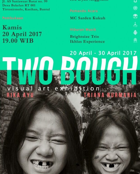 TWO BOUGH : Triana Nurmaria dan Rika Ayu
