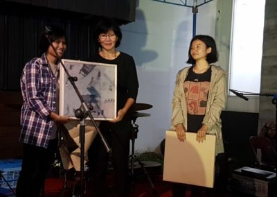 Visual Exhibition=Rika Ayu & Triana-nurmaria ( Indieart House ) (5)