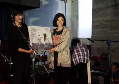 Visual Exhibition=Rika Ayu & Triana-nurmaria ( Indieart House ) (6)
